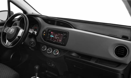 2018 Toyota Yaris Interior