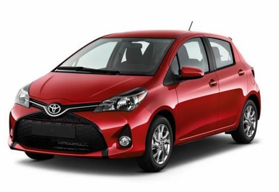 2018 Toyota Yaris Price