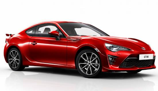 New 2018 Toyota GT86 Review