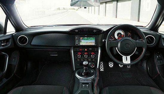 2017 Toyota Celica Interior