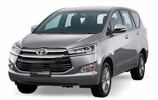 2017 Toyota Innova Review