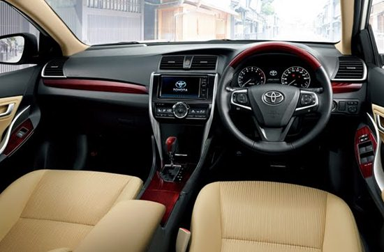 2017 Toyota Premio Reviews Specs Interior Release