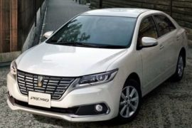 2017 Toyota Premio Release date and Price
