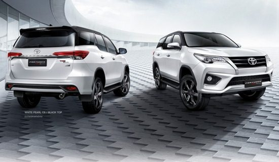 2018 Toyota Fortuner TRD Sportivo