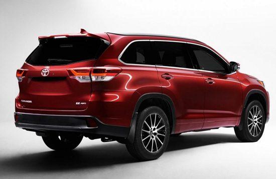 2018 Toyota Kluger Australian Release Date