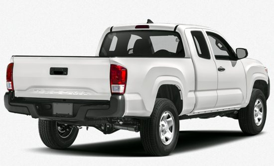 2018 Toyota Tacoma Pictures