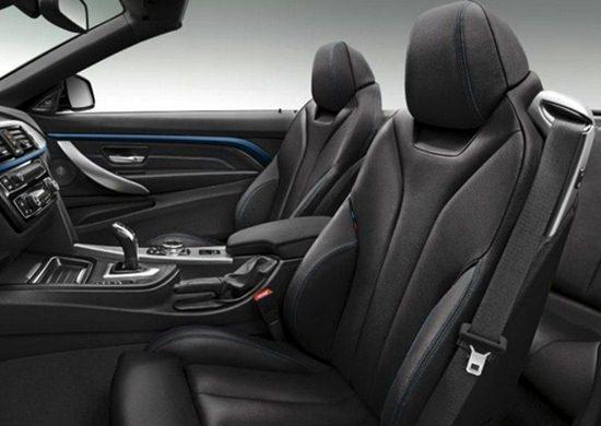 2017 BMW 230i Interior