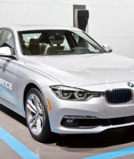 2017 BMW 330e Release date Canada
