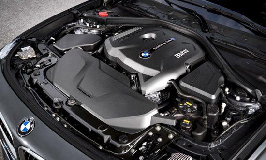 2017 BMW 340i Engine Specs