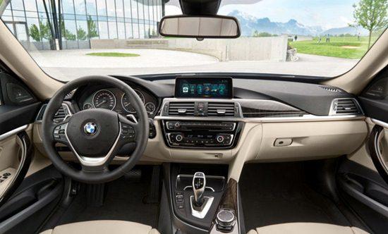 2017 BMW 340i Interior