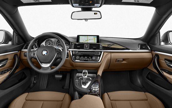 2017 BMW 430i Interior