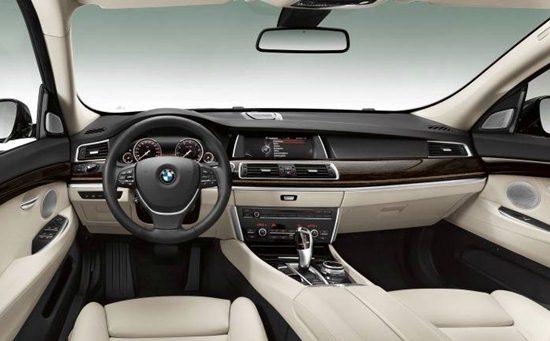 2017 BMW 535i Interior