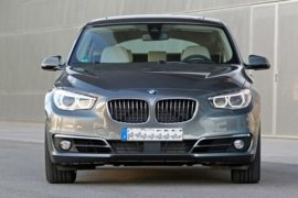 2017 BMW 535i Xdrive Gran Turismo Review