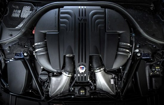 2017 BMW Alpina B7 xDriv Engine Specs