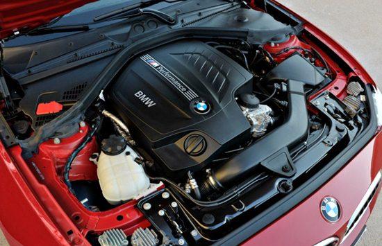 2017 BMW M240i Engine Specs