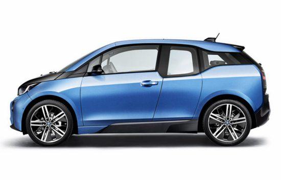 2017 BMW i3 94Ah