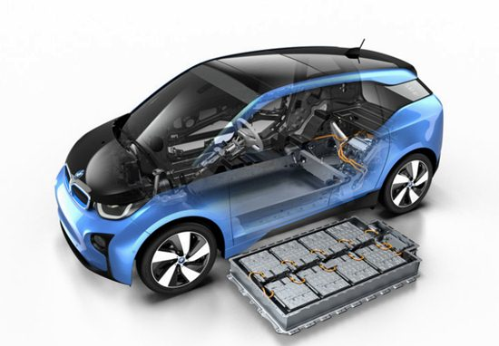 2017 BMW i3 Engine Specs