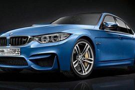 2018 BMW 3 Series G20 Rendering