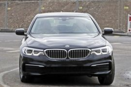 2018 BMW 5 Series Sports Wagon (Touring) Redesign