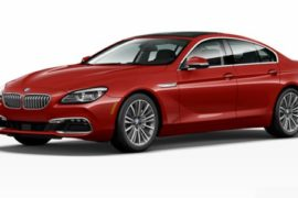 2018 BMW 650i Xdrive Gran Coupe Review
