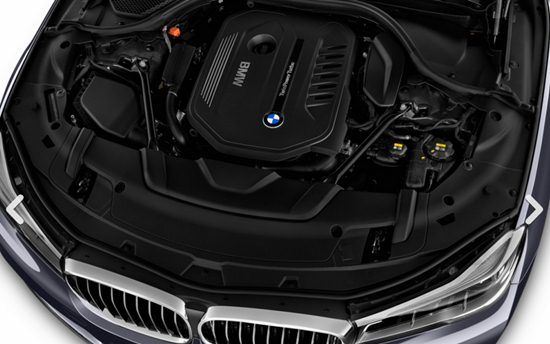 2018 BMW 7 Series Engine Specs