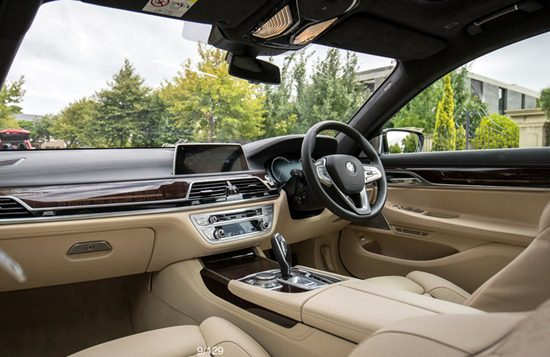 2018 Bmw 750li Xdrive Reviews Specs Interior Release