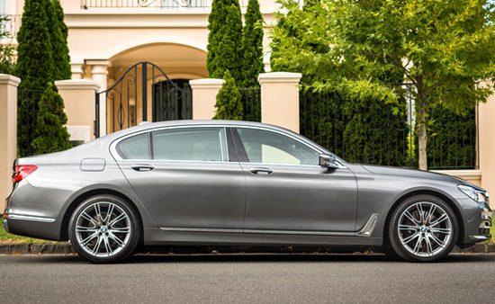 2018 BMW 750li Release date