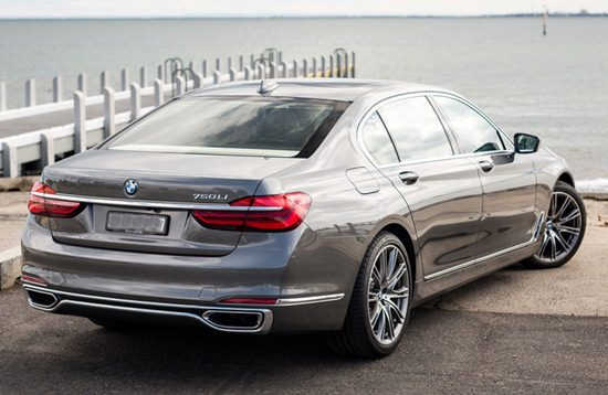 2018 BMW 750li Review
