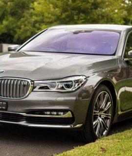 2018 BMW 750li Xdrive Review