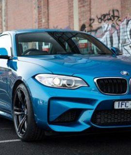2018 BMW M2 CS GTS Changes