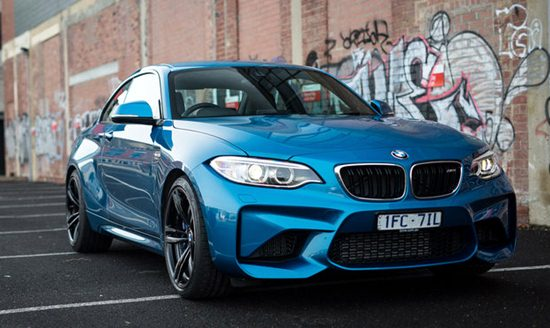 2018 BMW M2 CS GTS Changes