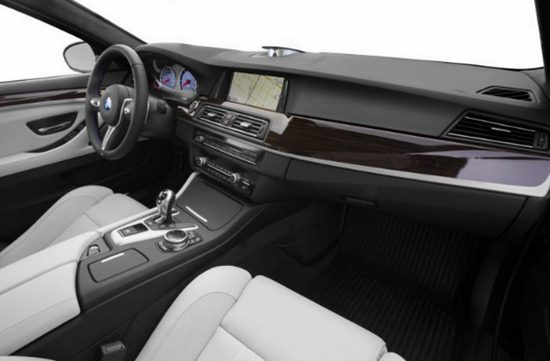 2018 BMW M2 Interior