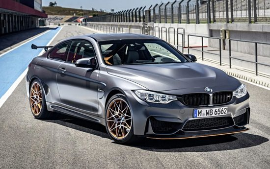 2018 BMW M4 Facelift LCI Changes