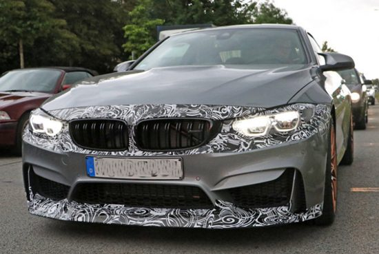 2018 BMW M4 Facelift