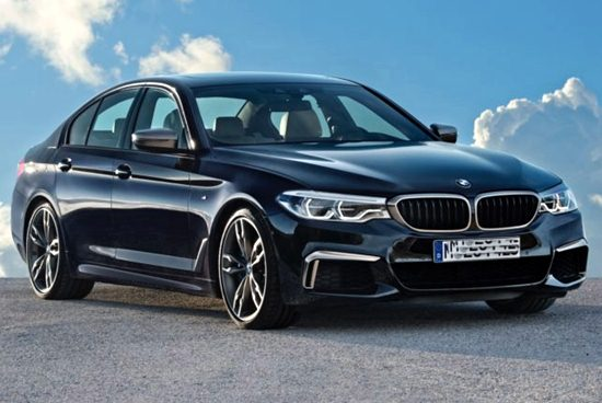 2018 Bmw M550i Xdrive G30 Reviews Specs Interior Release Date
