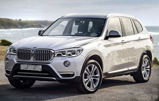 2018 bmw x3 g01 suv rendering reviews specs interior. Black Bedroom Furniture Sets. Home Design Ideas