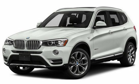 2018 bmw x3 xdrive28i reviews specs interior release date and prices. Black Bedroom Furniture Sets. Home Design Ideas