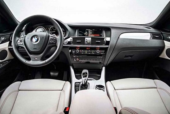 2018 bmw x4 m40i reviews specs interior release date for Bmw x4 interior
