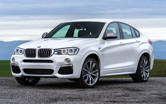 2018 BMW X4 M40i Reviews