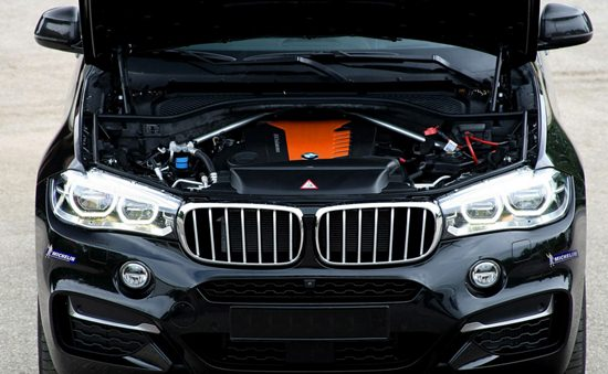 2018 BMW X6 Engine Specs