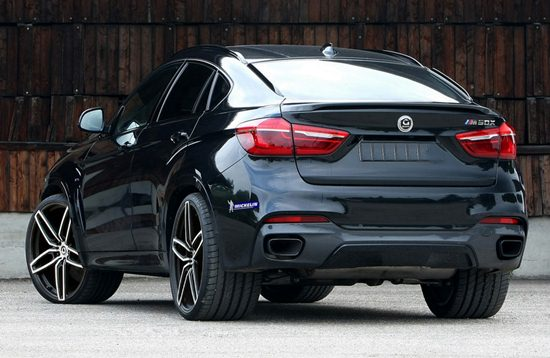 2018 BMW X6 Exterior Colors