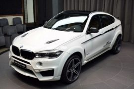 2018 BMW X6 Xdrive50i Review