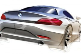 2018 BMW Z2 Rendered