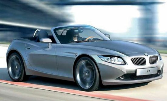 2018 Bmw Z2 Rendered Reviews Specs Interior Release