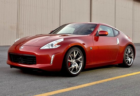 2018 Nissan 370Z Coupe NISMO Sports Car