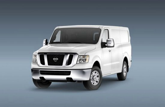 2018 Nissan NV Release date