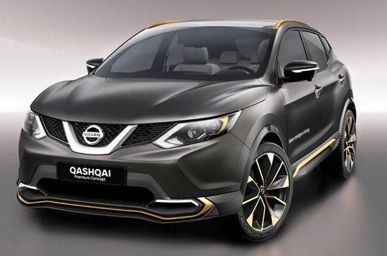 2018 Nissan Qashqai Facelift