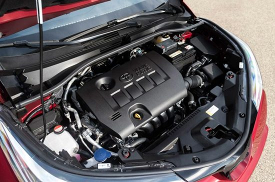 2018 Toyota C-HR Engine Specifications