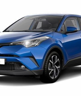 2018 Toyota C-HR SUV Review