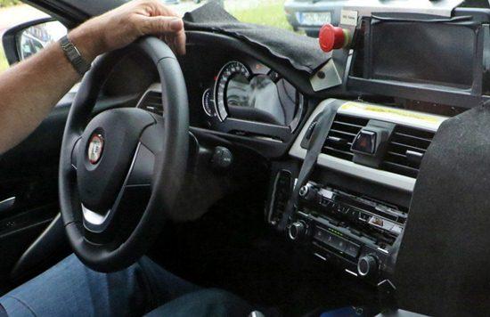 2019 BMW 3 Interior